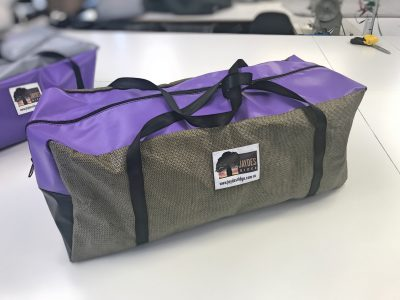 Build A Bag custom example