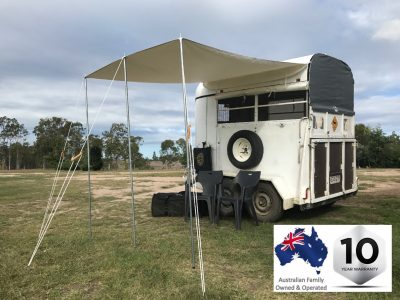 Horse Float Awning