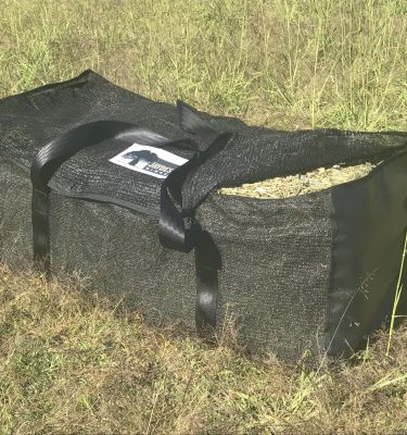 Jaydes Ridge Heavy Duty Hay Bag